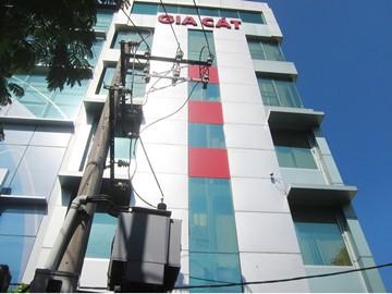 Cao ốc cho thuê văn phòng Gia Cát Building, Lê Văn Sỹ, Quận Tân Bình - vlook.vn