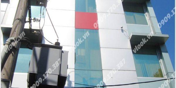 Cao ốc văn phòng cho thuê Gia Cát Building Lê Văn Sỹ Phường 1 Quận Tân Bình TP.HCM - vlook.vn