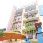 Cao ốc cho thuê văn phòng Giang Thanh Apartment, Trần Quốc Hoàn, Quận Tân Bình - vlook.vn