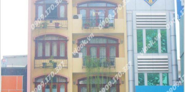 Cao ốc văn phòng cho thuê Giang Thanh Apartment Trần Quốc Hoàn Phường 4 Quận Tân Bình TP.HCM - vlook.vn