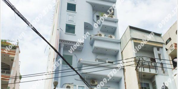 Cao ốc văn phòng cho thuê GIC Tower Đinh Bộ Lĩnh Phường 26 Quận Bình Thạnh TP.HCM - vlook.vn