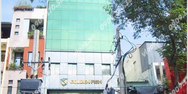 Cao ốc cho thuê văn phòng Golden Fish Building, Xô Viết Nghệ Tĩnh, Phường 21, Quận Bình Thạnh, TP.HCM - vlook.vn
