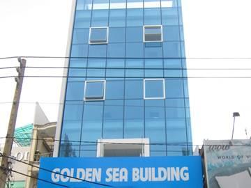 Cao ốc văn phòng cho thuê Golden Sea Building Cách Mạng Tháng Tám Phường 10 Quận 3 TP.HCM - vlook.vn