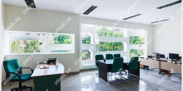Cao ốc văn phòng cho thuê Green Office Lũy Bán Bích Phường Hòa Thạnh Quận Tân Phú TP.HCM - vlook.vn