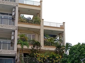 Cao ốc văn phòng cho thuê Green Office Lũy Bán Bích, Phường Hòa Thạnh, Quận Tân Phú, TP.HCM