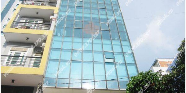 Cao ốc văn phòng cho thuê Hosco Building Lê Văn Huân Phường 13 Quận Tân Bình TP.HCM - vlook.vn