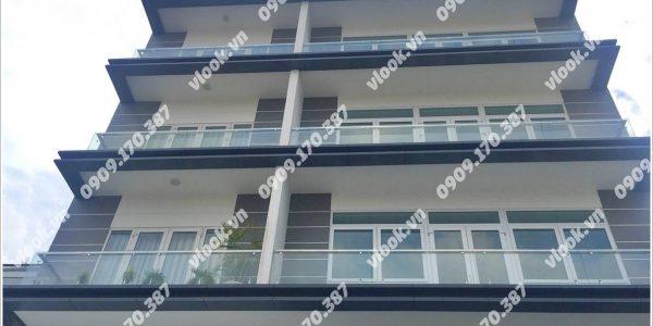 Cao ốc cho thuê văn phòng IWWT Building Quốc lộ 13 Phường Hiệp Bình Chánh Quận Thủ Đức TP.HCM - vlook.vn