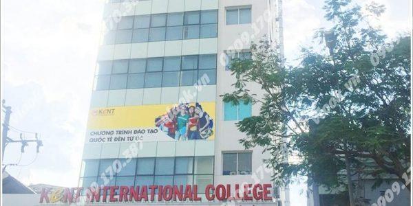 Cao ốc cho thuê văn phòng Kent Building XVNT, Xô Viết Nghệ Tĩnh, Phường 21, Quận Bình Thạnh, TP.HCM - vlook.vn