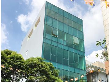 Cao ốc văn phòng cho thuê tòa nhà Laka Building, Quách Đình Bảo, Quận Tân Phú, TPHCM - vlook.vn