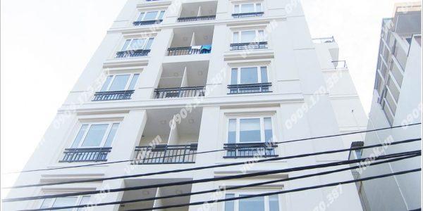 Cao ốc văn phòng cho thuê Lotus Office Phạm Viết Chánh Phường 19 Quận Bình Thạnh TP.HCM - vlook.vn