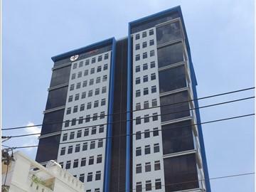 Cao ốc văn phòng cho thuê tòa nhà Melody Residence, Âu Cơ, Quận Tân Phú, TPHCM - vlook.vn