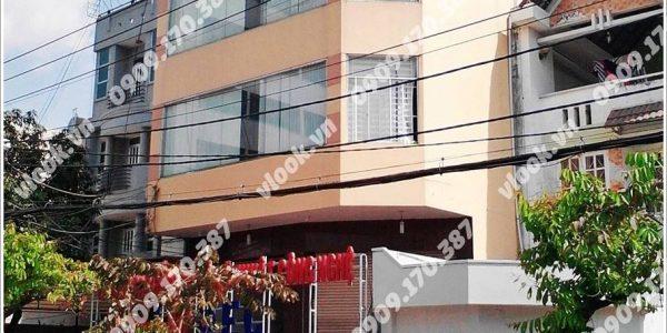Cao ốc văn phòng cho thuê Minh Phú Building Lý Phục Man Phường Bình Thuận Quận 7 TP.HCM - vlook.vn