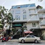 Nhìn toàn cảnh cao ốc văn phòng cho thuê Nakico Building 49 Lê Trung Nghĩa, Quận Tân Bình TP.HCM