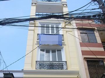 Cao ốc văn phòng cho thuê Nga Trần Building Hoàng Diệu Phường 12 Quận 4 TP.HCM - vlook.vn