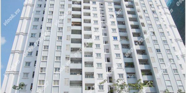 Cao ốc cho thuê văn phòng Orient Apartment Bến vân Đồn Phường 1 Quận 4 TPHCM - vlook.vn