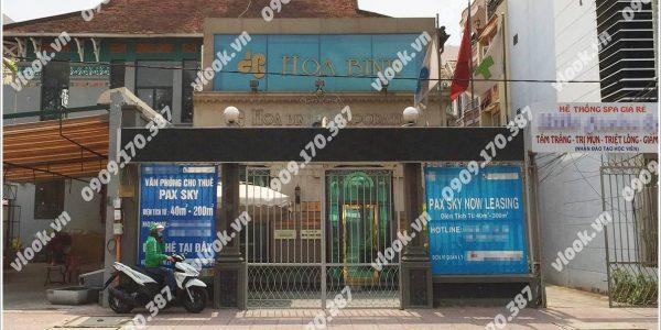 Cao ốc văn phòng cho thuê Pax Sky Building Võ Thị Sáu Phường 7 Quận 3 - vlook.vn
