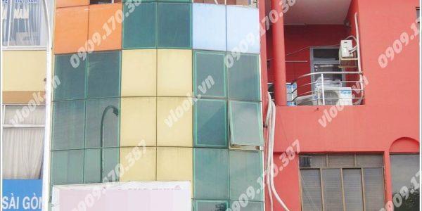 Cao ốc văn phòng cho thuê Phan Đăng Lưu Building Phường 3 Quận Bình Thạnh TP.HCM - vlook.vn