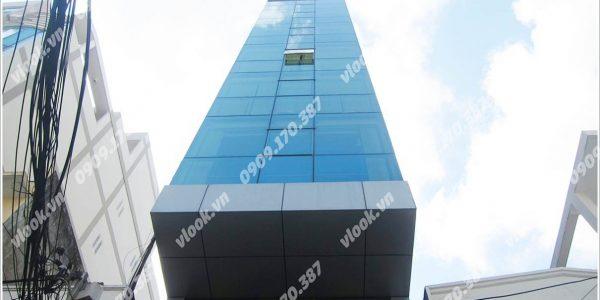 Cao ốc cho thuê văn phòng Phúc Hưng Office Nguyễn Trường Tộ Phường 12 Quận 4 TPHCM - vlook.vn