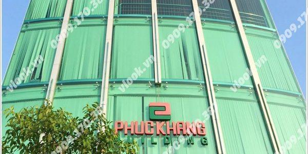 Cao ốc văn phòng cho thuê Phúc Khang Building Ngô Thời Nhiệm Phường 6 Quận 3 - vlook.vn