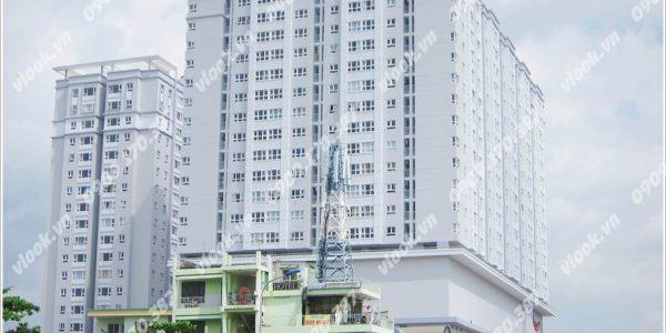 Cao ốc cho thuê văn phòng Saigonres Plaza, Nguyễn Xí, Phường 26, Quận Bình Thạnh, TP.HCM - vlook.vn