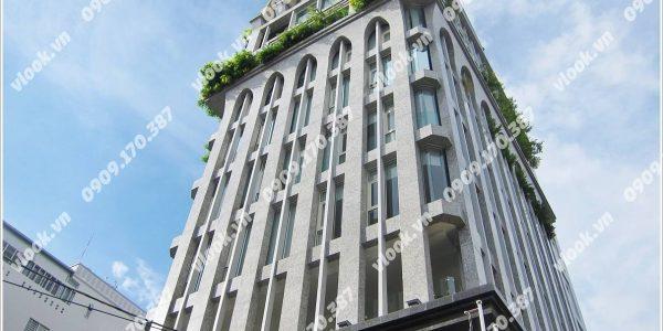 Cao ốc văn phòng cho thuê SBRC Building Thạch Thị Thanh Phường Tân Định Quận 1 TP.HCM - vlook.vn