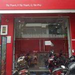 Cao ốc văn phòng cho thuê tòa nhà Tây Thạnh Building, Quận Tân Phú, TPHCM - vlook.vn