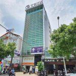 Cao ốc cho thuê văn phòng TEDI Building, Hoàng Hoa Thám, Phường 6, Quận Bình Thạnh - vlook.vn