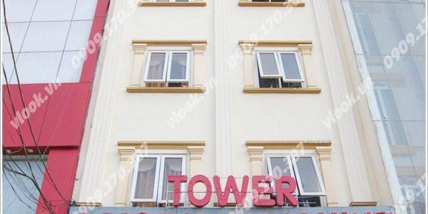 Cao ốc cho thuê văn phòng Tower Saigon Sunshine, Cộng Hoà, Phường 4, Quận Tân Bình - vlook.vn