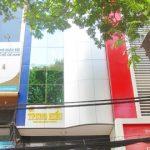 Cao ốc văn phòng cho thuê Trung Hiếu Building Hoàng Diệu Phường 12 Quận 4 TP.HCM - vlook.vn