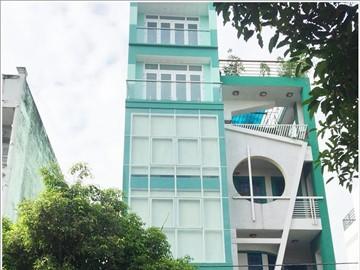 Cao ốc văn phòng cho thuê tòa nhà Trương Vĩnh Ký Building, Quận Tân Phú, TPHCM - vlook.vn