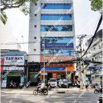 Cao ốc cho thuê văn phòng VI Building Nguyễn Chí Thanh Quận 1 TPHCM - vlook.vn