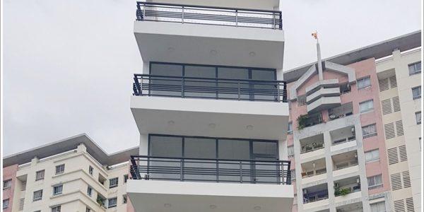Cao ốc văn phòng cho thuê tòa nhà Victoria Building, Lũy Bán Bích, Quận Tân Phú, TPHCM - vlook.vn