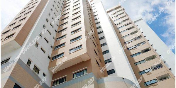 Cao ốc văn phòng cho thuê Đức Khải Building Lạc Long Quân Quận Tân Bình - vlook.vn