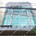 Cao ốc cho thuê văn phòng Hoàng Hoa Thám Building Phường 12 Quận Tân Bình TPHCM - vlook.vn