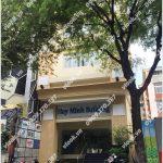 Cao ốc cho thuê văn phòng Huy Minh Building Lý Tự Trọng Phường Bến Nghé Quận 1 TPHCM - vlook.vn