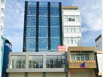 Cao ốc cho thuê văn phòng Kappel Land Building, Hoàng Văn Thụ, Quận Tân Bình - vlook.vn