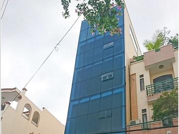 Cao ốc cho thuê văn phòng KD Building, Tân Canh, Quận Tân Bình - vlook.vn