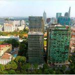 Cao ốc cho thuê văn phòng Ngôi Nhà Đức Lê Duẩn Phường Bến Nghé Quận 1 TPHCM - vlook.vn