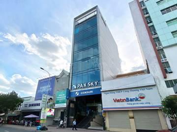 Cao ốc cho thuê văn phòng Pax Sky 7 Building Nguyễn Đình Chiểu Phường 6 Quận 3 TPHCM - vlook.vn