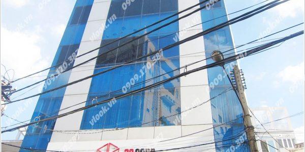 Cao ốc văn phòng cho thuê S3 Corp Building Nguyễn Văn Trỗi Phường 1 Quận Tân Bình - vlook.vn