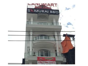 Cao ốc cho thuê văn phòng Samurai Building, Âu Cơ, Quận Tân Bình - vlook.vn
