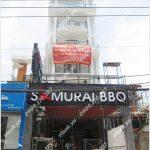 Cao ốc cho thuê văn phòng Samurai Building Âu Cơ Phường 10 Quận Tân Phú TPHCM - vlook.vn