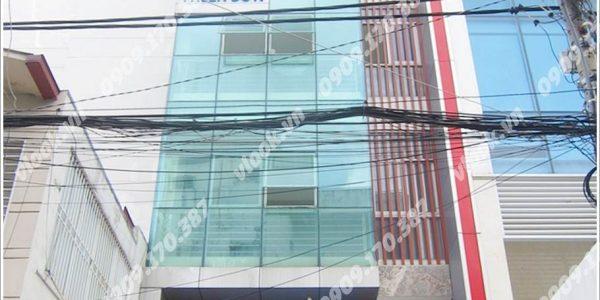 Toà nhà cao ốc văn phòng cho thuê Thiên Sơn Building Hồng Lĩnh Phường 15 Quận 10 TP.HCM