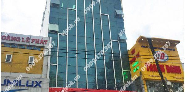 Cao ốc văn phòng cho thuê GIC Building Tô Hiến Thành Quận 10 TPHCM - vlook.vn
