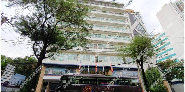 Cao ốc văn phòng cho thuê Hải Hà Building. Nguyễn Văn Thủ, Quận 1 TP.HCM - vlook.vn