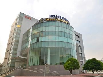 Cao ốc văn phòng cho thuê Helios Building Đường Số 3 Phường Tân Chánh Hiệp Quận 12 TP.HCM - vlook.vn