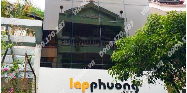 Cao ốc văn phòng cho thuê Lập Phương Building Cộng Hòa Phường 12 Quận Tân Bình - vlook.vn
