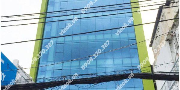 Cao ốc văn phòng cho thuê Pax Sky Building Đề Thám Phường Cô Giang Quận 1 - vlook.vn
