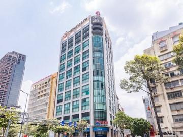 Cao ốc cho thuê văn phòng Ruby Tower, Hàm Nghi, Quận 1 - vlook.vn