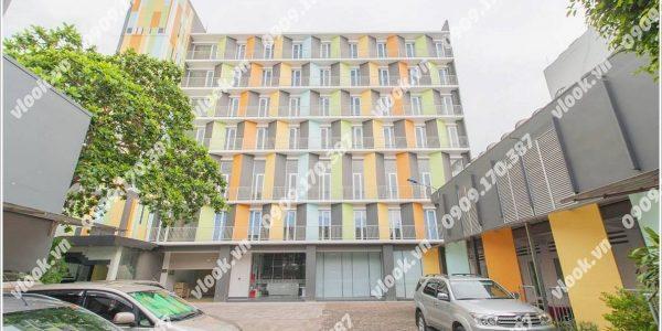 Cao ốc văn phòng cho thuê Sohobiz Building Huỳnh Lan Khanh Quận Tân Bình TP.HCM - vlook.vn